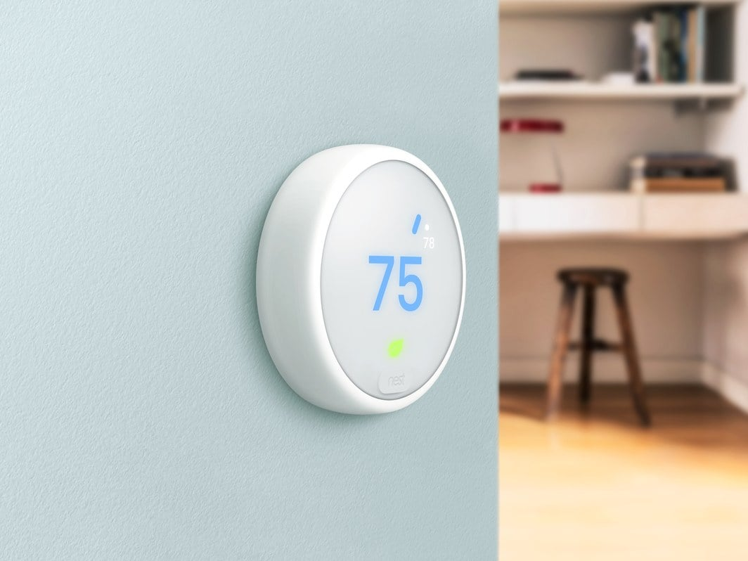 Nest Thermostat E UK 2