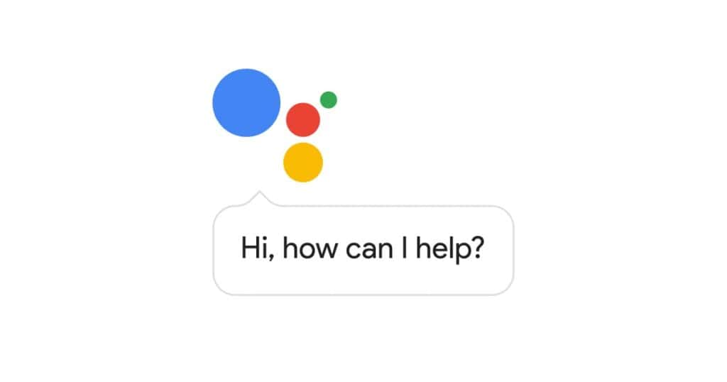 Google Assistant UK
