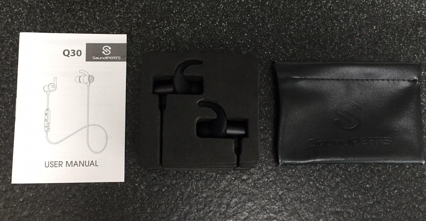 SoundPEATS Q30 Headphones