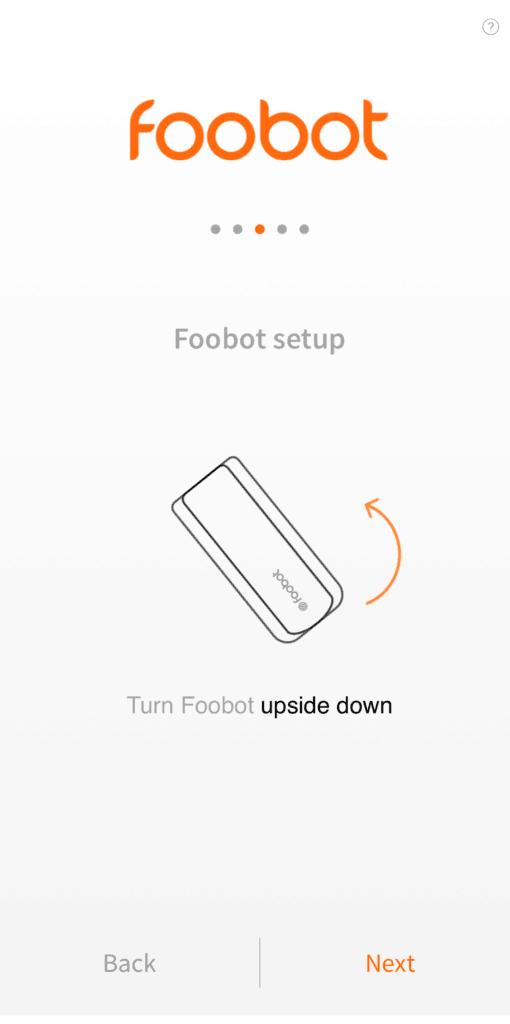 Footbot setup