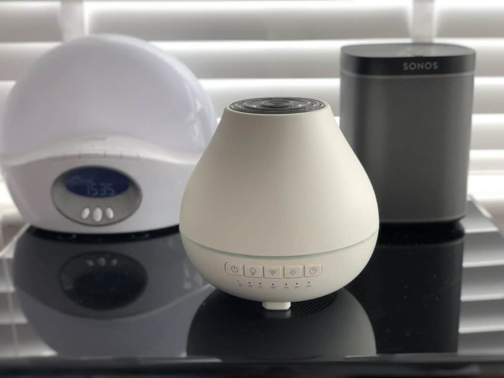Oittm Essential Oil Diffuser review