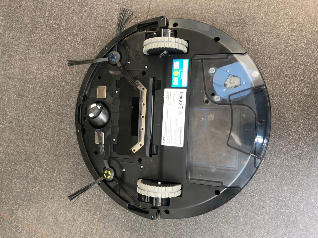 Robot Hoover review uk